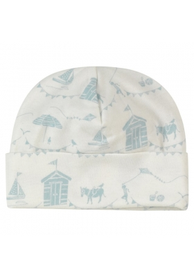 Beach & bunting Beanie Hat
