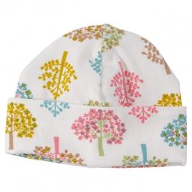 彩色樹童帽