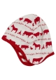Reversible farmyard bandanna Hat