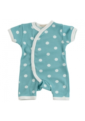 Short Spotty body - Blue