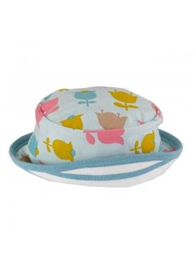 Tree & Tulip sun hat