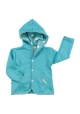 Warm hoody jacket - Blue