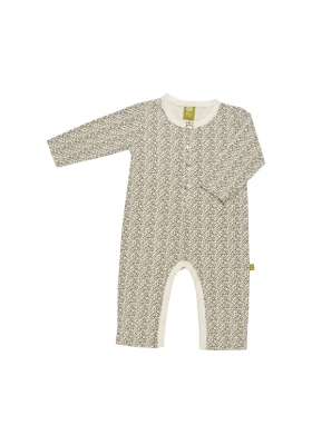Big Play Romper - White Text