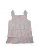 Ruffle bodysuit Dress - Kites