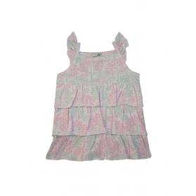 Ruffle bodysuit Dress