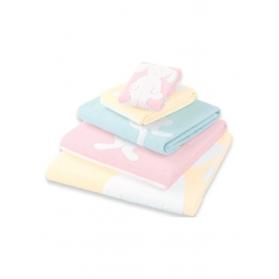 小兔子浴巾