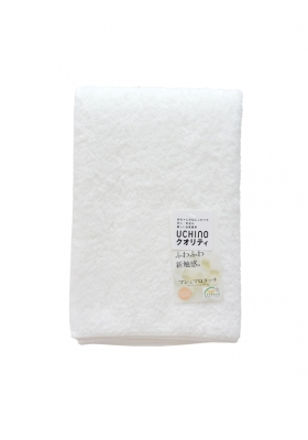 Mashmallow towel white