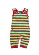 Summer Strip dungarees
