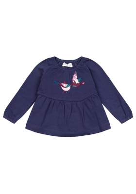 Edith tunic circus - Navy