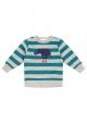 Piet - 淺灰及水藍橫間