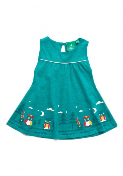 Owl & the Pussycat Storytime dress