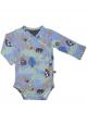 Kimono romper suit bruno the bear