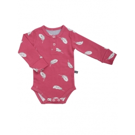 Romper suit feathers