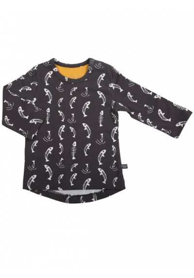 Long sleeve shirt Freddy the fish